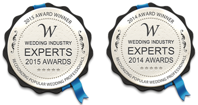 Image result for wedding industry expert award